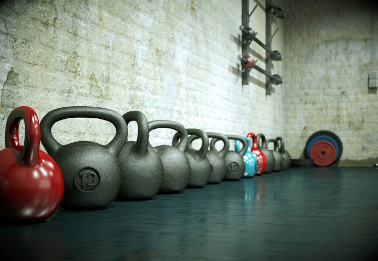 Want a Fat and Calorie-Burning Home Workout That Won't Torch Your Bank Account? Try Kettlebells!